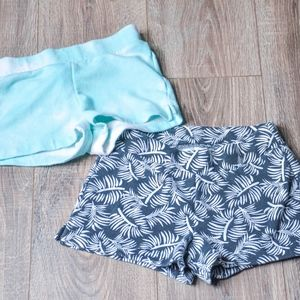BUNDLE: Printed Old Navy Shorts - Girls